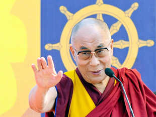 The Dalai Lama, who is here for a two-week tour of the US west coast, said genuine good relations based on mutual trust are crucial for the economic development of India and China.
