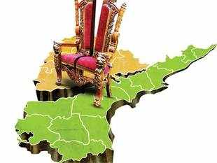 By pushing for the creation of Telangana, Congress hopes to sweep 17 LS and 119 Assembly seats in the region.