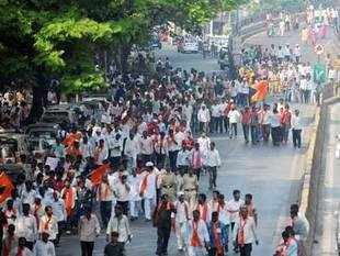The government in Maharashtra is likely to announce a 20% reservation for the Maratha community in state government jobs and educational institutions.