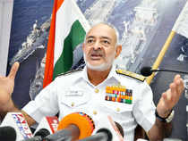Defence minister AK Antony has set up at least 3 committees to examine issues related to project, showing no sense of urgency, with Admiral Joshi time and again being forced to sound an alarm over huge delay in the project.