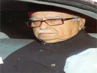 Veteran BJP leader L K Advani today expressed interest to contest elections from his current constituency, Gandhinagar.