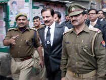 Sahara chief Subrata Roy to be held at Uttar Pradesh Forest department guest house till appearance; SC bench refuses to hear plea on NBW.