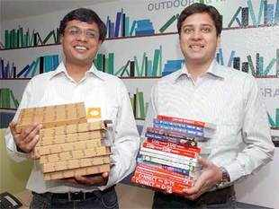 It was a 10,000-a-month allowance from their parents for almost 18 months that helped Sachin Bansal and Binny Bansal launch an ecommerce website.