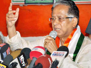 Gogoi said Assam tea was known for its flavour and variety, but not 'Modi tea'.