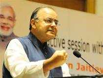 """""""Realizing that his comments have been found disturbing by the people he has now gone into a denial mode,"""" Jaitley wrote."""