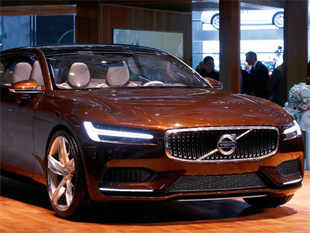The multi-year contract would involve developing technology applications to support Volvo's marketing and sales, customer service, manufacturing.