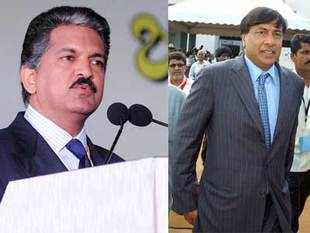 Indian business honchos Anand Mahindra and Lakshmi Mittal are among the world's 50 greatest leaders, according to Fortune magazine.