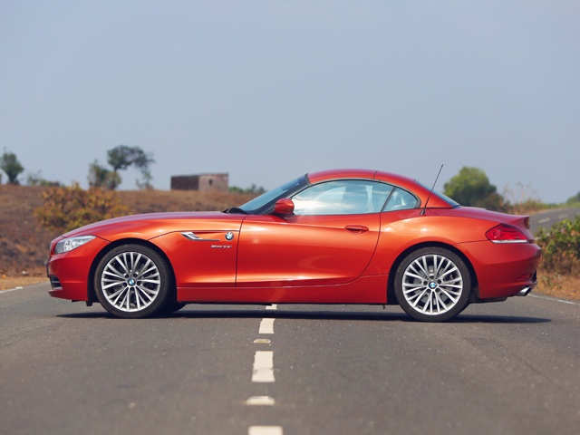 2014 BMW Z4: What's The Open Top Two-seater Sports Car