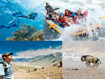 Despite this seeming growth in the industry, adventure tourism remains a relatively small market, compared to the West.