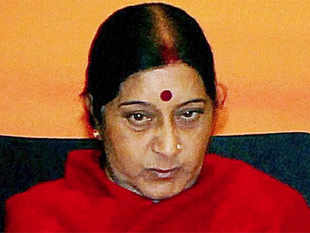 "Senior BJP leader Sushma Swaraj today said she was ""pained"" at the party's decision to deny a Lok Sabha ticket for party veteran Jaswant Singh"