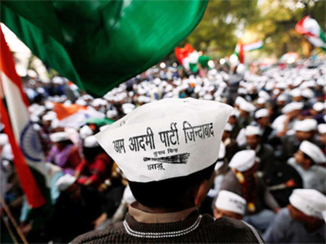 AAP plans to do a Delhi in holy city Varanasi - The Economic Times