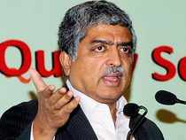 The allusion is not to the Nilekani family's Rs 7,700 crore of self-made personal fortune which evokes admiration and some understandable envy.