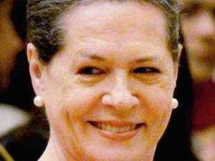 Congress campaign for 2014 so far is distinguished most by an absence — of party president Sonia Gandhi.