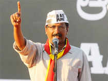 In an apparent reference to the number of days that Kejriwal's government was in power in Delhi, Modi called the AAP chief 'AK-49'.