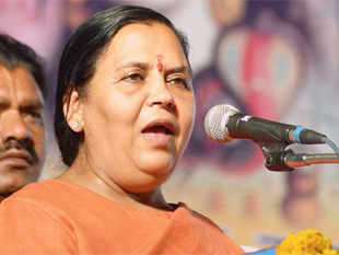 In a bid to put up a strong fight in Rae Bareli, BJP is considering pitting its firebrand Hindutva leader Uma Bharti against Sonia Gandhi