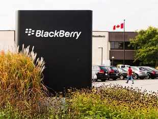 BlackBerry's perilous situation was reinforced Friday when Chen reported a fourth-quarter net loss of $423 million, bringing the loss for the company's fiscal year to $5.9 billion.
