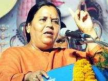 With BJP yet to declare its candidate against Sonia, political circles are abuzz with the possibility of Uma Bharti contesting from both Jhansi and Rae Bareli.