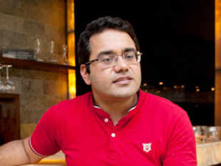 Snapdeal'sfounder and CEOKunalBahl.