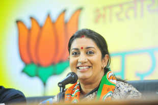 The BJP has announced on Monday evening that its vice-president Smriti Irani will contest from Amethi Lok Sabha constituency, Times Now reported.