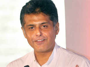 India Inc is backing just one man in these elections and it may regret that choice — that is the assessment of I&B ministerManishTewari.