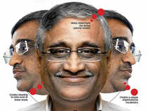 The Brahma-Vishnu-Mahesh allegory encapsulates what Kishore Biyani has been going through. It appears that in his mind he is fighting his own Kalinga.