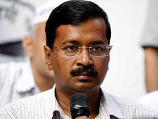 AAP chief Kejriwal was attacked during the party's road show in South Delhi. The attacker is reported to have punched Kejriwal twice in the neck.