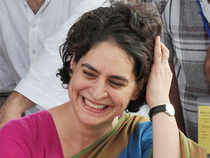 """A Congress leader said Dwivedi seemed """"a bit late in catching up"""" with what Priyanka has been doing, behind-the-scenes, in sharpening the Congress campaign pitch."""