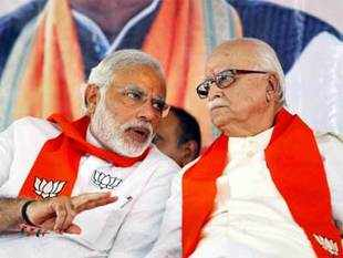 Nation can't be ruled by event manager: Congress on Advani's Modi remarks