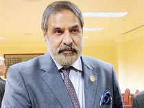 """""""It was for the first time of independent India that an executive decision was dragged into discussion and debate in parliament""""AnandSharma said."""