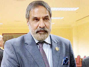 """It was for the first time of independent India that an executive decision was dragged into discussion and debate in parliament"" Anand Sharma said."