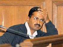 Public perception built on Kejriwal as a challenger worked till he seemed to be articulating 'people's frustrations'.