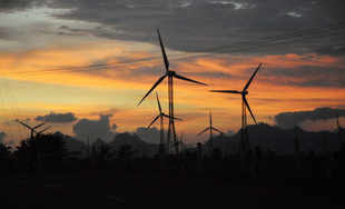 Suzlon did not disclose the consideration for the sale of the wind farm. The sale may have happened at 50% discount to the original price.