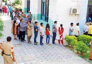 Delhi registered the highest-ever voter turnout in the last three decades--65.05 per cent--in the Lok Sabha polls this time with, the state Election Commission said today.