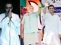 Clothing in Indian politics is evidently too serious an issue to be left out on a washing line.