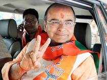 The Jaitley campaign, seeking to tap into the Punjabi desire, to be on the fast trackdescribes the ace lawyer as alocal 'munda' or local boy.