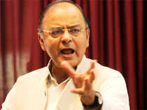 """""""How many current senior Congressmen are in illicit relationships & yet have paraded their wives only for photo ops during nominations,"""" Jaitley slammed."""