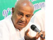 Janata Dal (S) has reversed his opposition towards FDI in multi-brand retail.