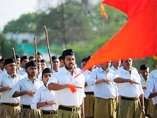Kripa Shanker, who heads the RSS publicity wing for UP and Uttarakhand, however, says that it is not a seasonal upsurge.