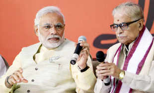 Joshi, who headed the BJP manifesto committee, also suggested that the Gujarat model of development touted by Modi cannot be made applicable for all states.