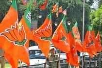 An opinion poll tonight projected BJP-led NDA securing majority with 275 out of the 543 Lok Sabha seats in the elections.