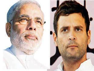 Rahul insulted Constitution, says Modi; Modi favoured Tatas & Adani, says Rahul; but pundits don't see Congress strategy delivering much.