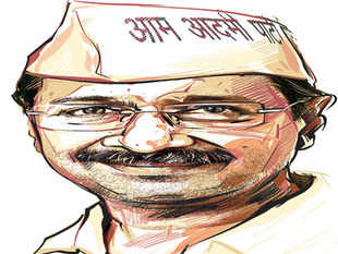 """We are here to make noise about issues that matter. We are here to discuss your problems and answer you queries,"""" said Kejriwal."""