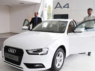 After the price hike, effective from May 1, while the A4 (diesel) model will cost Rs 33.96 lakh as against Rs 32.81 lakh at present, the A6 (diesel) model will be costlier by Rs 1.60 lakh at Rs 44.91 lakh.