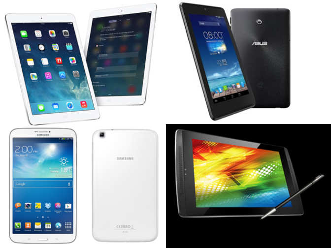 Tablets Top 10