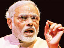 """Describing corruption as a """"disease"""", Modi said he would put in place a mechanism by which corruption could be prevented."""