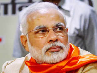 BJP's PM nominee says he doesn't believe in dividing voters on religious lines.