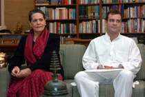 Sonia Gandhi said the Rahul had done a lot of  development work in the constituency and the remaining work will be  finished in his next term.