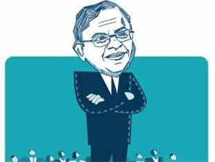 A research firm pegs TCS at No 10 globally in IT services but the Tata group company reckons it's much higher on various parameters.