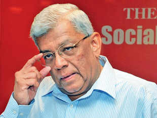 Indian companies do follow CEO hiring protocol: search firms identifying candidates, boards interviewing them and promoters weighing in, says Deepak Parekh, Chairman,HDFC.