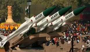 Two Akash missiles were successfully test fired from the same base on April 26 while another such missile also hit the target yesterday, an official said.